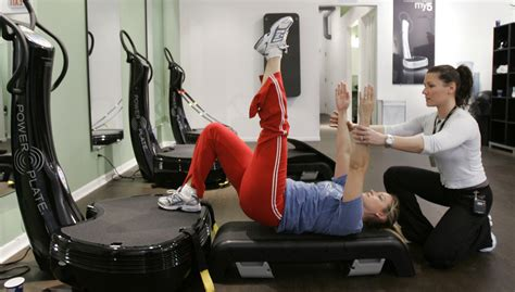 Power Plate Your Way To An A List by Can You Vibrate Your Way To Better Health Wtop