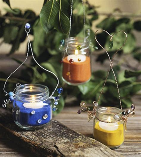 Jar Decorating Ideas For - diy garden decor ideas 6 projects for yard and patio