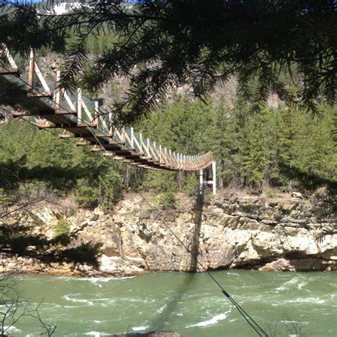 swinging bridge montana swinging bridge montana related keywords swinging bridge