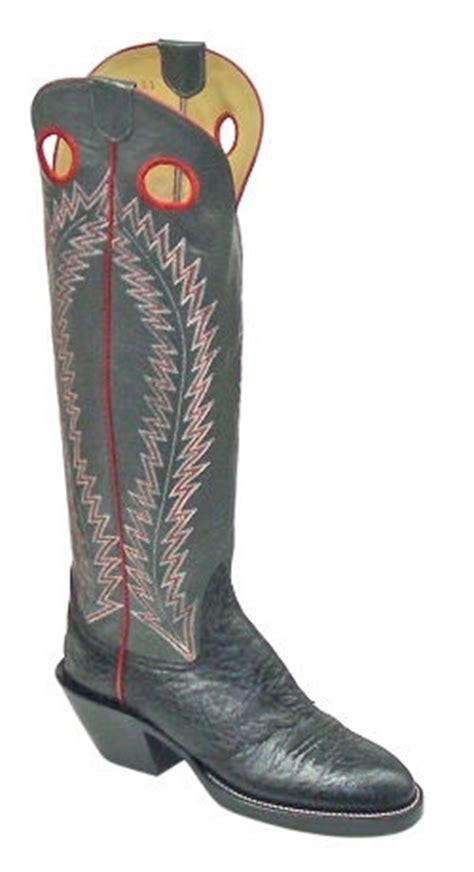 Handmade Buckaroo Boots - handmade boots drew s buckaroo cowboy boot style