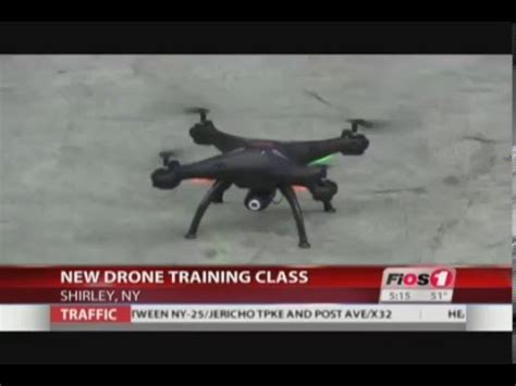 Dowling College Mba Aviation Management by Dowling College Drones Uav Program Fios1 02 04 2016