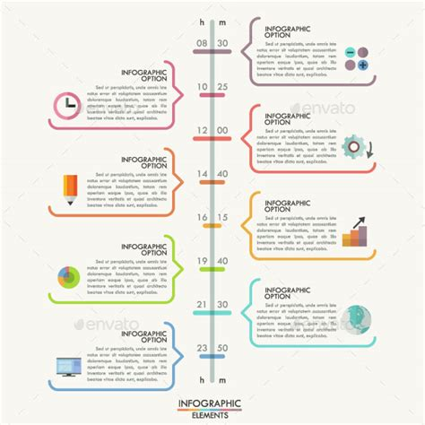 best timeline template infographic ideas 187 infographic timeline template free