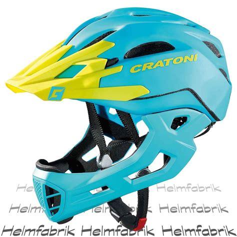 Helm Fullface top design und sicher der downhill helm cratoni c