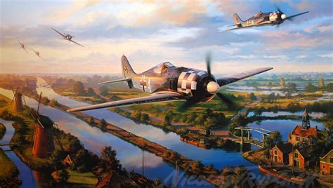 old military aircraft hd wallpapers 1080p imagesize art dogfight ww2 trudgian aircraft fw 190 airplane