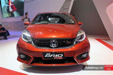 Shockbreaker Honda Brio Depan honda brio rs front autonetmagz