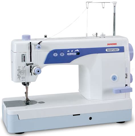 Quilting On Sewing Machine by Janome 1600p Dbx Fs High Speed Sewing Quilting Machine With Automatic Thread Cutter