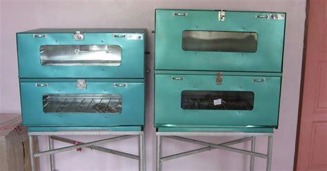 Oven Saiz Besar kanza enterprise ada sesiapa nak oven kek lapis sarawak