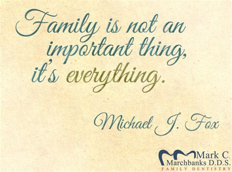 michael j fox quote about family family by michael j fox quotes quotesgram