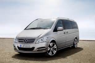 Mercedes Viano Mercedes Viano Vision Pearl Concept For Land