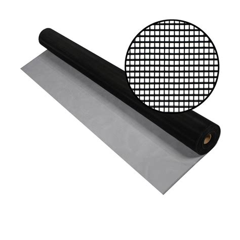 phifer 60 in x 96 in charcoal solar screen 3032232