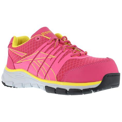 reebok composite toe sneakers reebok arion s composite toe work shoes 670930