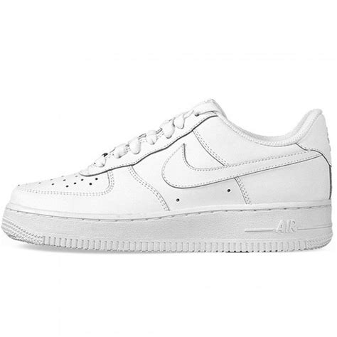 nike all white shoes nike air 1 gs big 314192 117 all white shoes