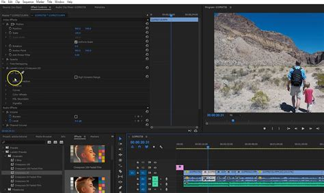 adobe premiere pro white balance how to edit video in adobe premiere pro beginners guide