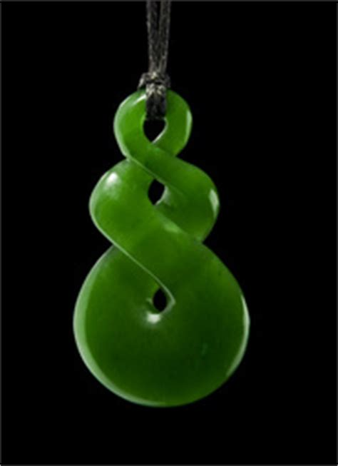 maori greenstone twist greenstone pendants pounamu jade