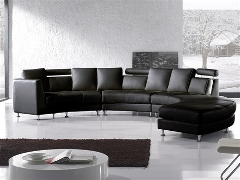 curved sectional sofa canada curved sectional sofa black leather rotunde