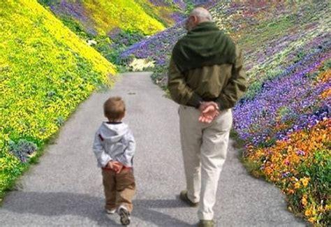 il vecchio e il bambino testo storie di vita il nonno e il nipotino di giorgino