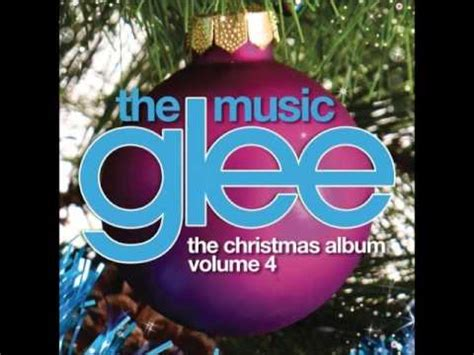 glee rockin around the christmas tree download mp3