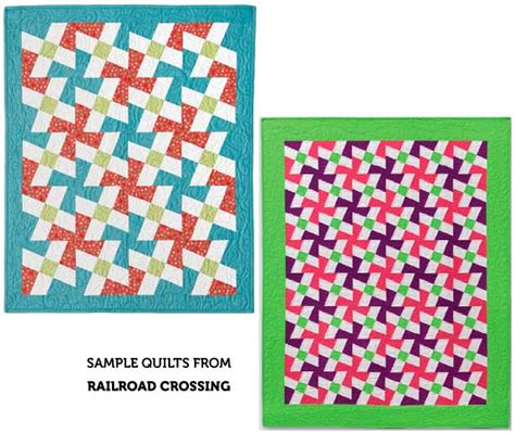 quilt pattern railroad crossing eleanor burns railroad crossing eleanor burns signature