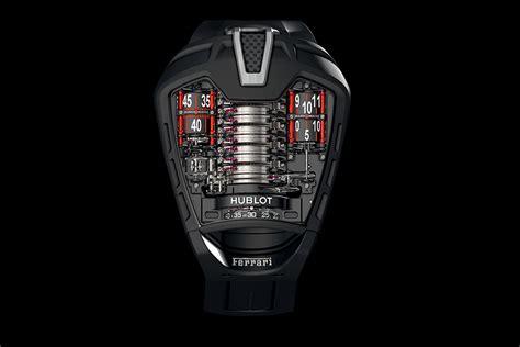 Jam Tangan Logo Citroen hublot maakt horlogepr0n voor autoblog nl