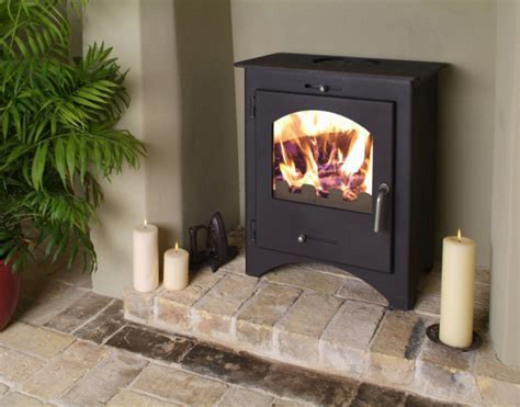 Bohemia 40 Woodstoves, woodburning, wood burning