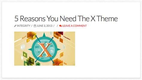 x theme blog hide author creating an advanced attachment page in wordpress wpmu dev