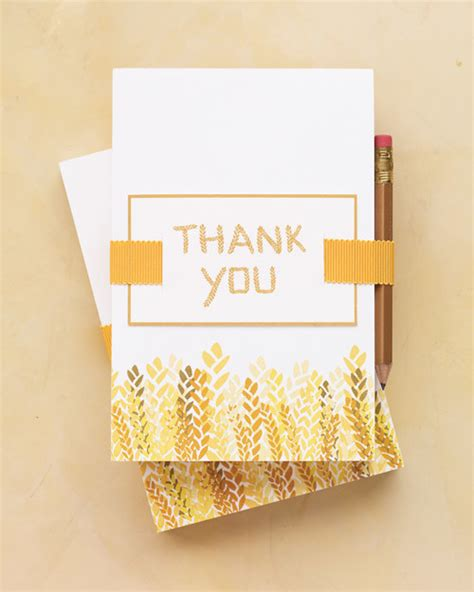 thank you notes for wedding gifts 9 tips for writing thank you notes for wedding gifts martha stewart weddings