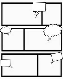 Comic Template by Comic Blank Template Slp Ideas