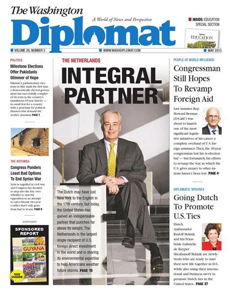 section 13 diplomat may 2013 by the washington diplomat issuu