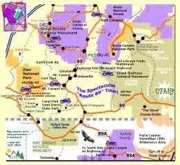 The wave utah arizona map the wave arizona usa all things