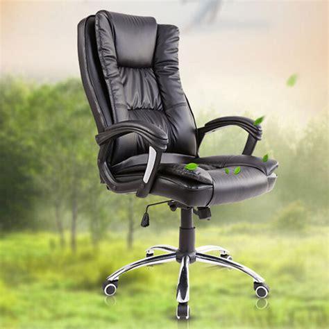 Rocking Office Chair by Rocking Office Chair Lift Pu Swivel Chair Us Warehouse