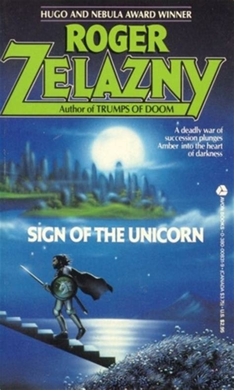 Sign Of The Unicorn The Chronicles Of 3 By Roger