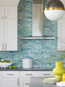 Houzz Kitchen Tile Backsplash Kitchen Glass Tile Backsplash Home Design Ideas Pictures