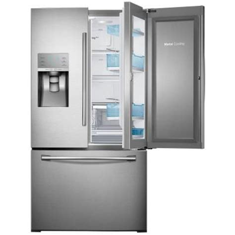 samsung door refrigerator home depot samsung 30 2 cu ft food showcase door