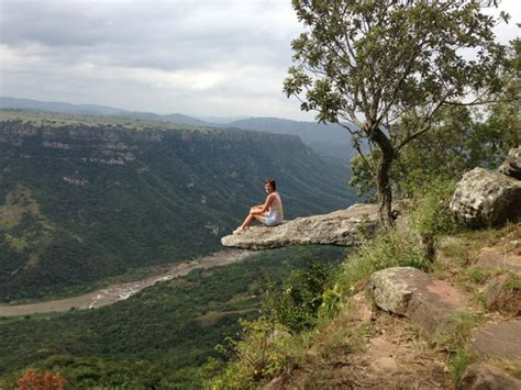 swinging south africa the staff at the swing picture of oribi gorge nature