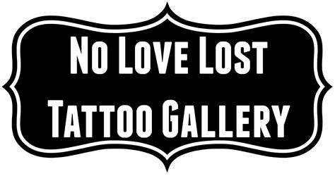 no love tattoo no lost tattoos piercings bowmanville gallery