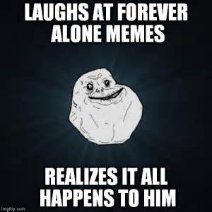 All Alone Meme - forever alone kappit