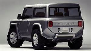 2017 ford bronco