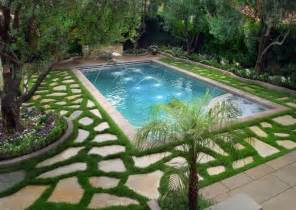 Pool Backyard Designs Beautiful Swimming Pool Designs For Backyard Garden Olpos Design
