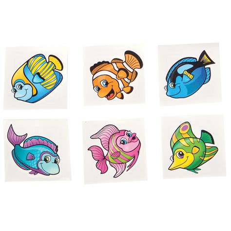 tropical fish tattoos tropical fish designs
