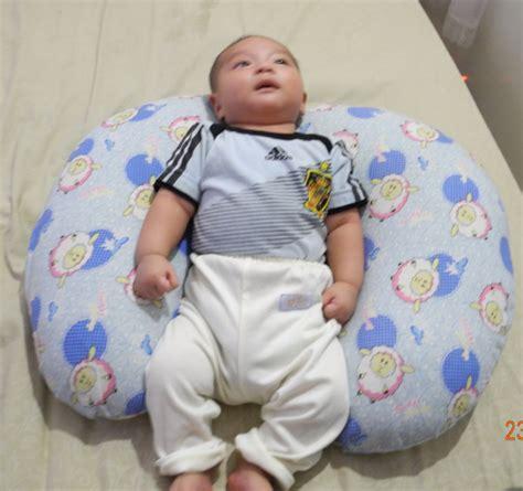 Babymix Bantal Menyusui Bantal Bayi Nursing Pillow bantal menyusui agar tetap nyaman saat memberi asi ibuhamil