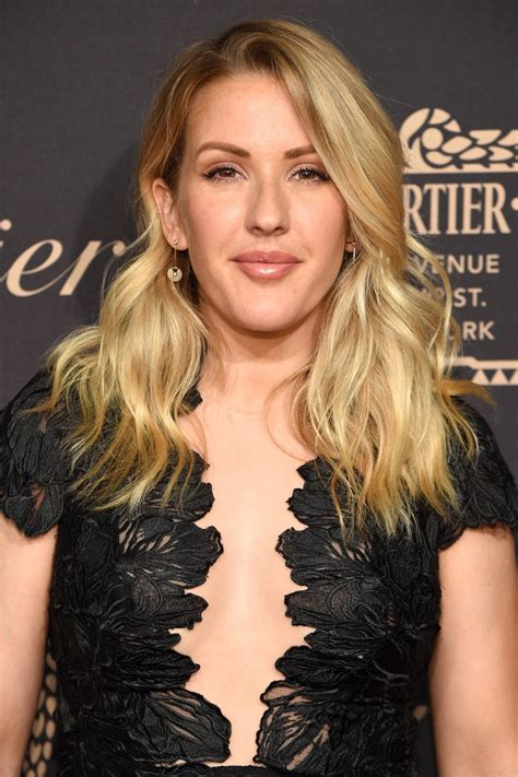 haircuts on grand ave ellie goulding long wavy cut long hairstyles lookbook