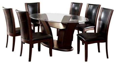 7 Piece Glass Dining Room Set by Best 7 Piece Glass Dining Room Set Photos Rugoingmyway