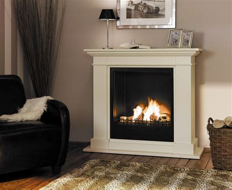 And Fireplace by Roma Ii Bio Fireplace