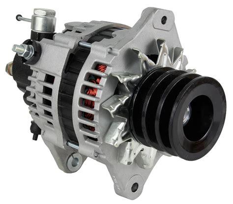 alternator fits   npr hk  ci isuzu diesel lr