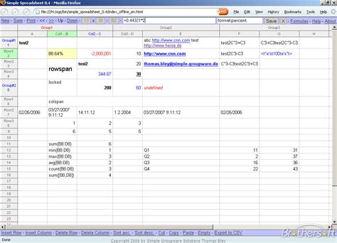 Spreadsheet Program Free by 28 Simple Spreadsheet Program Simple Spreadsheet