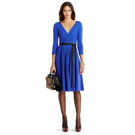Dvf Dresses by Diane Furstenberg Dvf Wool Wrap Dress In
