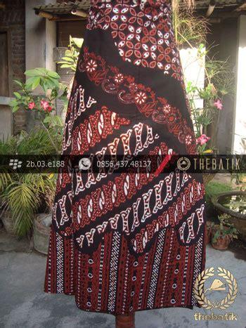 Batik Tulis Kombinasi Batik Cap jual batik cap tulis jogja motif pulau coklat kombinasi