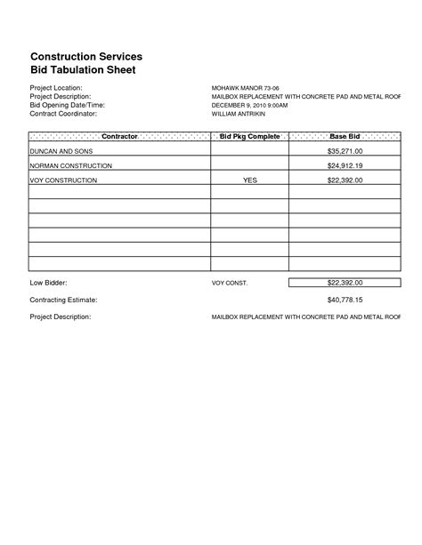roofing estimate template free roofing forms template studio design