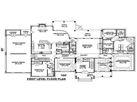mansion house floor plan mega mansion floor plans large house floor plans house
