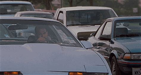 Driving Office by Office Space Samir Frustrated With Traffi Gif Wifflegif